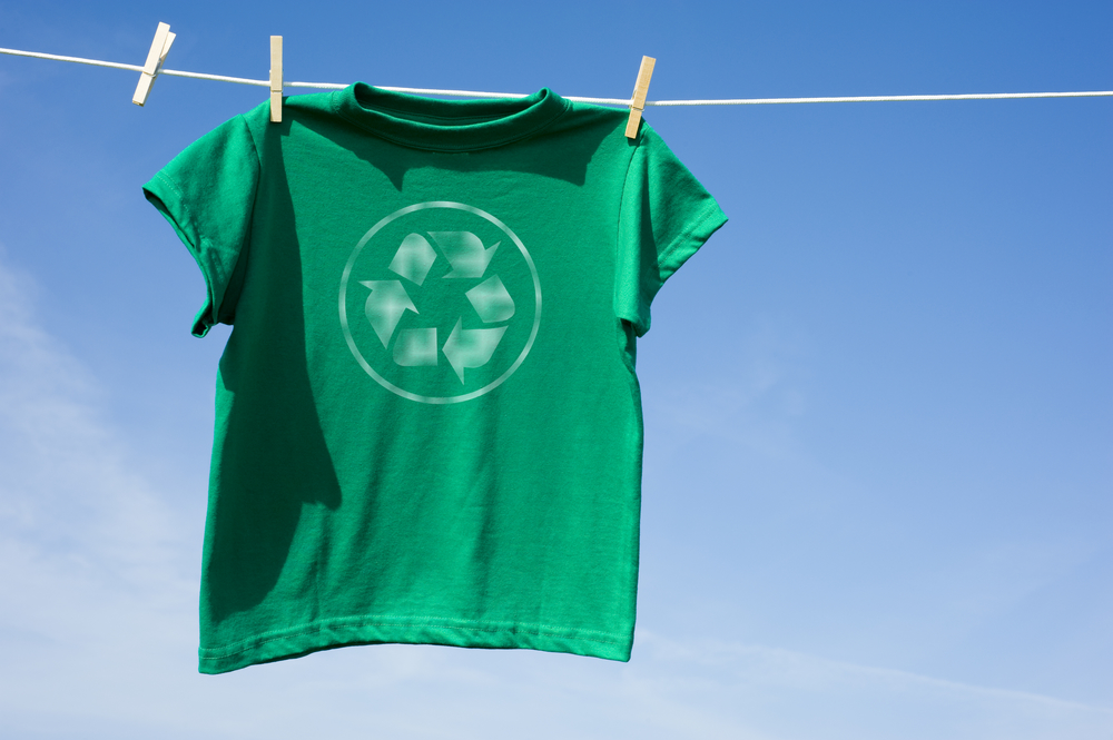Mending clothes is a huge benefit for the environment